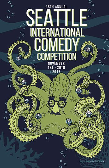 2017 Seattle International Comedy Competition