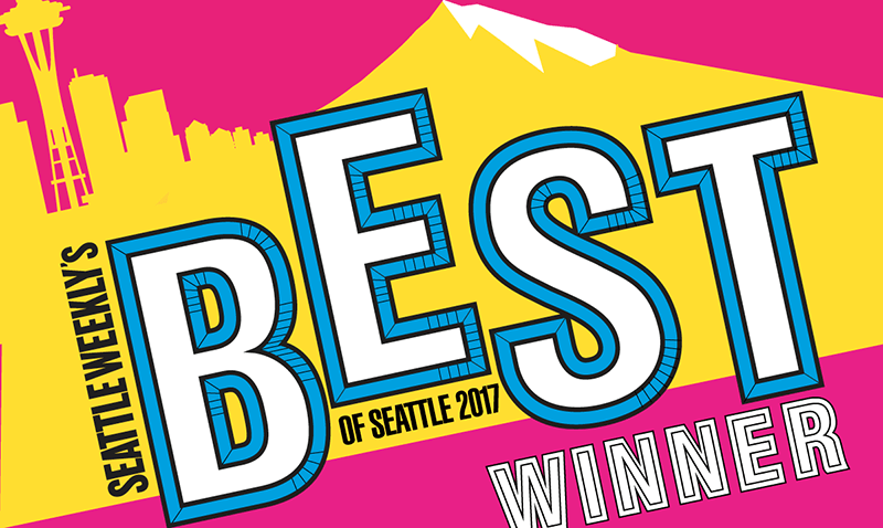 Seattle's Best Comedy Club: Seattle Weekly Readers Poll