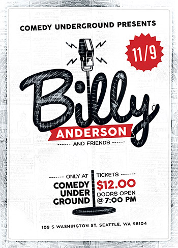 Billy Anderson and Friends