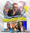 harlem blu birthday