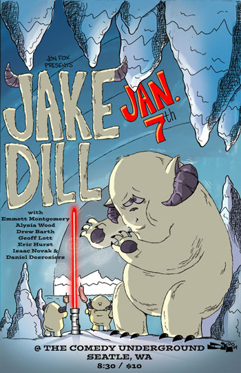 jake dill returns