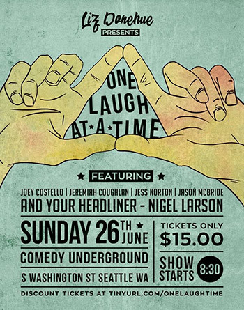 one laugh at a time - june 26