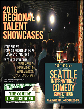 Regional Talent Showcase