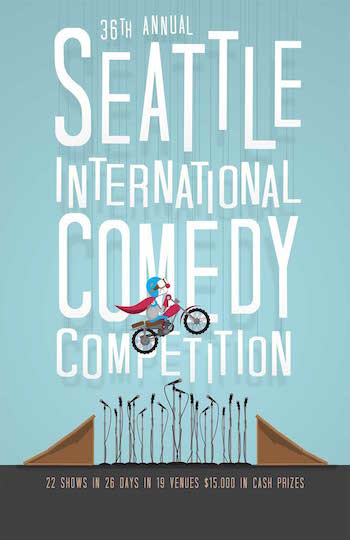 Seattle International Comedy Competitition