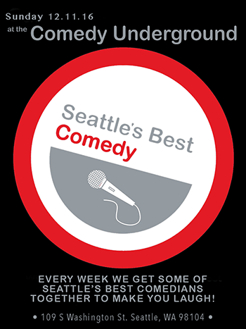 Seattle's Best Comedy